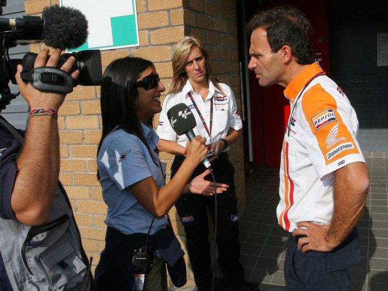 Alberto Puig on Pedrosa condition