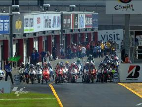 Motegi 2010 - 125cc - QP - Full session