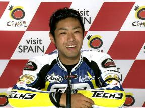 Motegi 2010 - Moto2 - QP - Interview - Yuki Takahashi