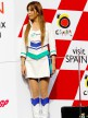 Paddock Girl at the Grand Prix of Japan