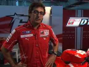 Nicky Hayden's Crew Chief Juan Martinez on Sepang set-up