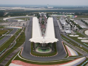 Malaysian Motorcycle Grand Prix circuit