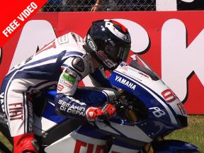 Lorenzo on the verge of title dream