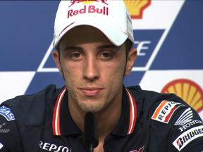 Dovizioso aiming to challenge for victory