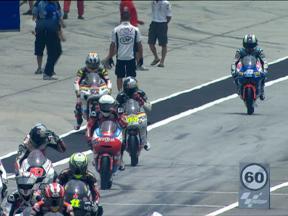 Sepang 2010 - 125cc - FP1 - Full session