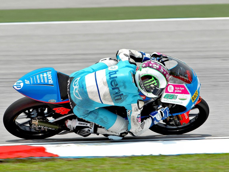 Pol Espargaró on track at Sepang