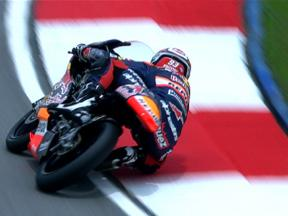 Sepang 2010 - 125cc - QP - Highlights
