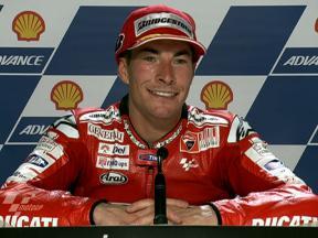 Sepang 2010 - MotoGP - QP - Interview - Nicky Hayden