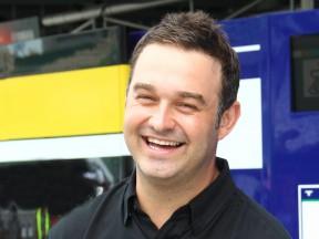 motogp.com commentator Gavin Emmett
