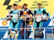 Espargaró, Marquez and Terol on the podium at Sepang