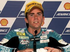 Sepang 2010 - 125cc - Race - Interview - Nicolás Terol