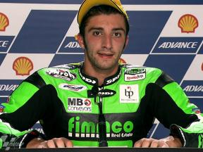 Sepang 2010 - Moto2 - Race - Interview - Andrea Iannone