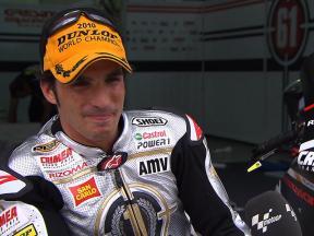 Moto2 World Champion exclusive: Toni Elias