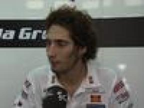 Simoncelli reviews hard fought Malaysian race