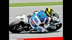 Roberto Rolfo in action at Sepang