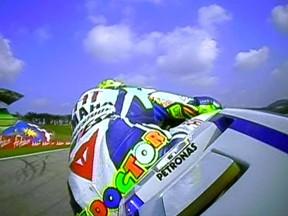 On Board at Sepang Circuit