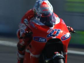 Phillip Island 2010 - MotoGP - FP2 - Highlights