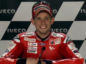 Phillip Island 2010 - MotoGP - Race - Interview - Casey Stoner