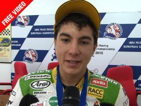 2010 - European Championship  - 125 - Maverick Viñales