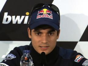 Pedrosa ready to test fitness