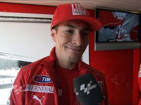 Hayden feeling good after Estoril opening