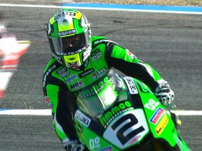 Estoril 2010 - Moto2 - FP2 - Highlights