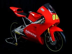 Ioda Racing Moto3 prototype