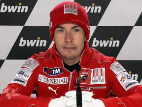 Estoril 2010 - MotoGP - QP - Interview - Nicky Hayden