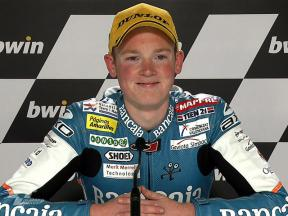 Estoril 2010 - 125cc - Race - Interview - Bradley Smith