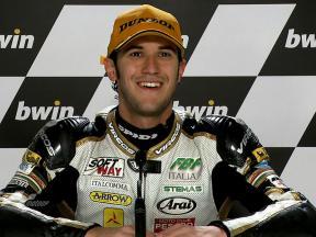 Estoril 2010 - Moto2 - Race - Interview - Alex Baldolini