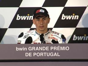 Portuguese GP Post-Race Press Conference