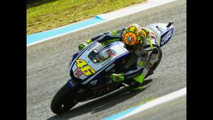 Rossi previews final round in Valencia