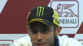 Rossi going for gold in last race of season