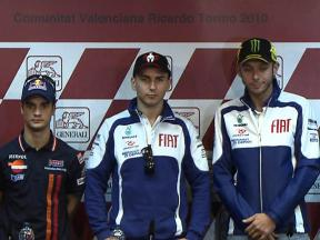 Valencia GP Pre-event Press Conference
