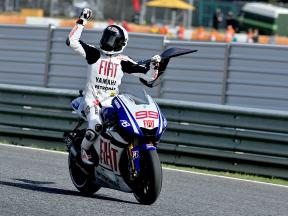 Jorge Lorenzo's Championship winning M1 explained