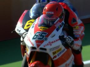 Valencia 2010 - Moto2 - FP1 - Highlights