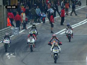 Valencia 2010 - 125cc - FP1 - Full session