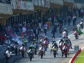 Valencia 2010 - 125cc - FP2 - Full session