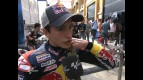 Márquez ready to step up after setting second best time