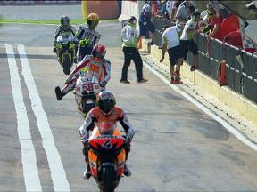 Valencia 2010 - MotoGP - FP2 - Full session