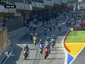 Valencia 2010 - Moto2 - FP1 - Full session