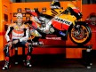 Repsol Honda Team One Heart Sponsorship at Valencia