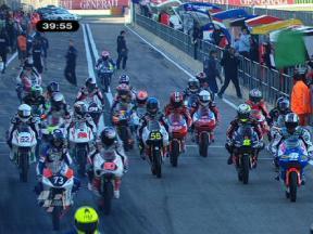 Valencia 2010 - 125cc - FP3 - Full Season