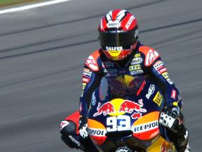 Valencia 2010 - 125cc - QP - Highlights