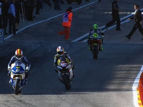 Valencia 2010 - Moto2 - FP3 - Full Season