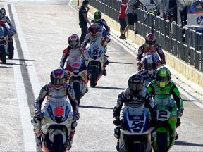 Valencia 2010 - Moto2 - QP - Full session