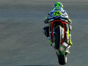 Valencia 2010 - Moto2 - QP - Highlights