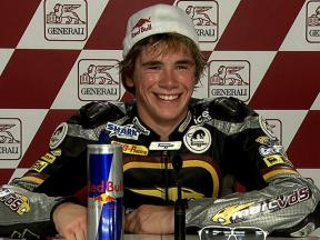 Valencia 2010 - Moto2 - QP - Interview - Scott Redding