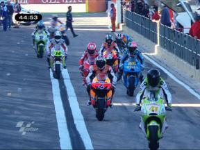 Valencia 2010 - MotoGP - FP3 - Full Season