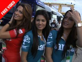 MotoGP Paddock Girls in Valencia 2010